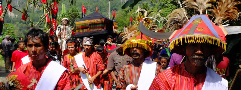 Death as a way of living in Tana Toraja